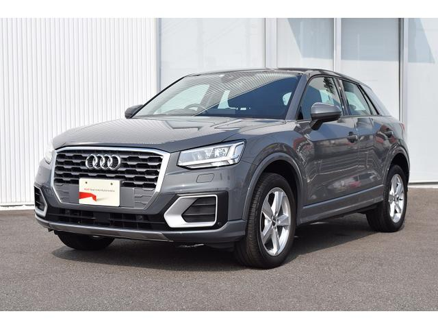 アウディ Q2 1.0TFSI SPORT LED AP AT 認定中古車