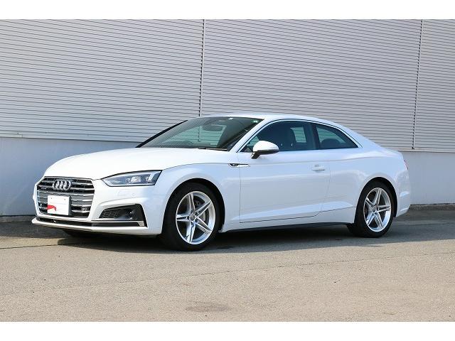 2.0TFSIクワトロ スポーツ Audi認定中古車 Audi正規ディーラー(1枚目)