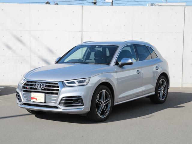 アウディ ベースグレード 認定中古車 アルミホイールSUV LEDヘッドライト アウディコネクト MMI ナビゲーション Audi スマートフォンインターフェイス ダンピングコントロール付スポーツサスペンション