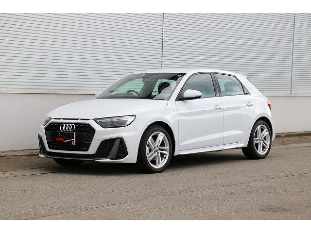 アウディ A1スポーツバック 35TFSI Sライン Audi認定中古車 Audi正規ディーラー