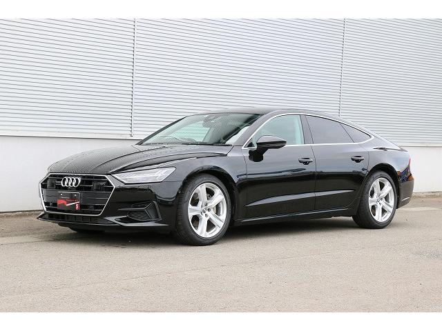 アウディ A7スポーツバック 45TFSIクワトロ Audi認定中古車 Audi正規ディーラー