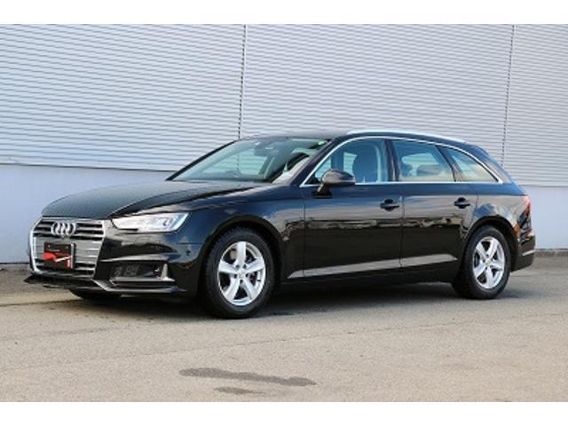 アウディ A4アバント 35TFSIスポーツ Audi認定中古車 Audi正規ディーラー