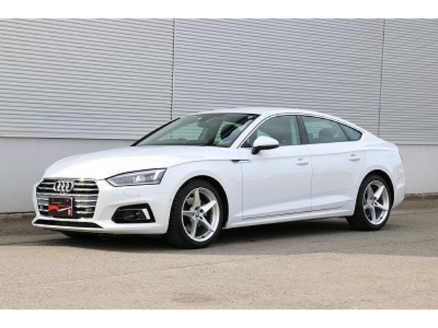 アウディ A5スポーツバック 40TFSIスポーツ Audi認定中古車 Audi正規ディーラー