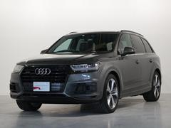 Q7アーバンブラック 4WD 認定中古車 50台限定 21AW
