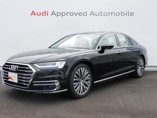 アウディ 60TFSIクワトロ 認定中古車 Audiデザインセレクション マトリクスLEDヘッドライト パノラミックルーフ アシスタンスパッケージ 20インチアルミ