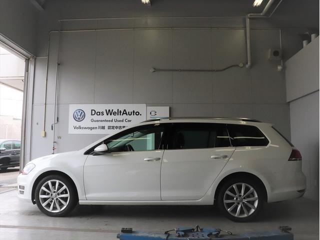 「フォルクスワーゲン」「VW ゴルフヴァリアント」「ステーションワゴン」「埼玉県」の中古車5