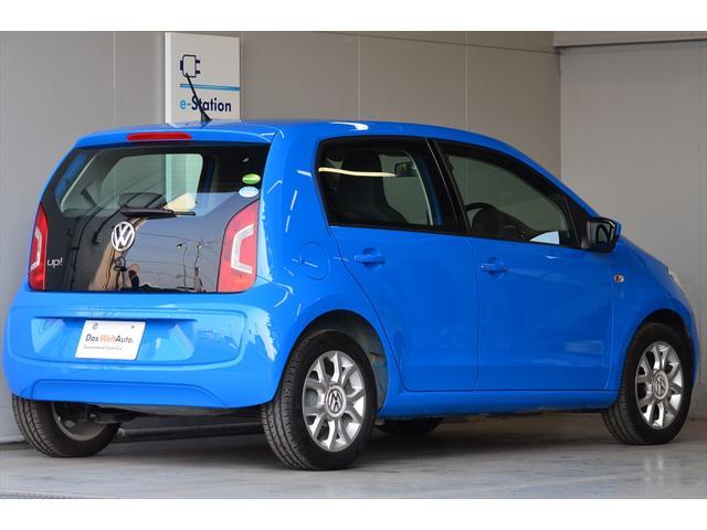 フォルクスワーゲン VW アップ! ムーブアップ!スタイルED2 特別限定車 新車保証継承