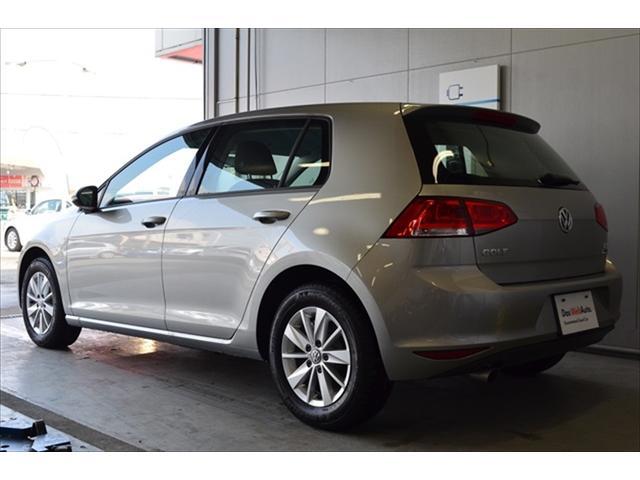 フォルクスワーゲン VW ゴルフ TSIトレンドラインBMT 当社管理車両 新車保証継承