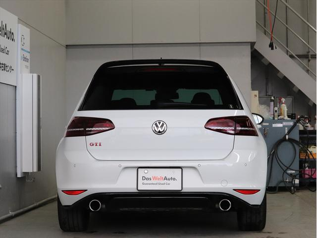 フォルクスワーゲン VW ゴルフGTI クラブスポーツ トラックED レカロ Sヒーター 新車保証
