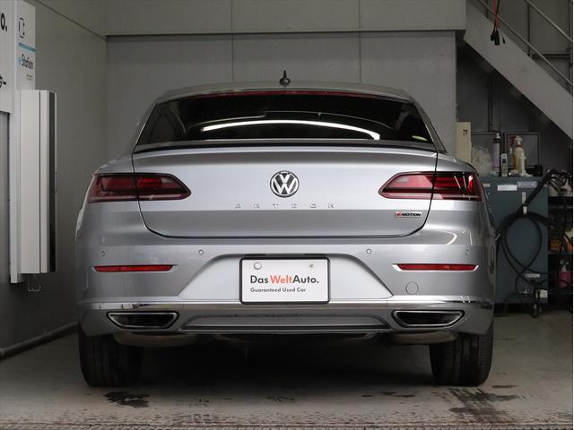 フォルクスワーゲン VW アルテオン Rライン 4モーションアドバンス SR ナビETC 新車保証