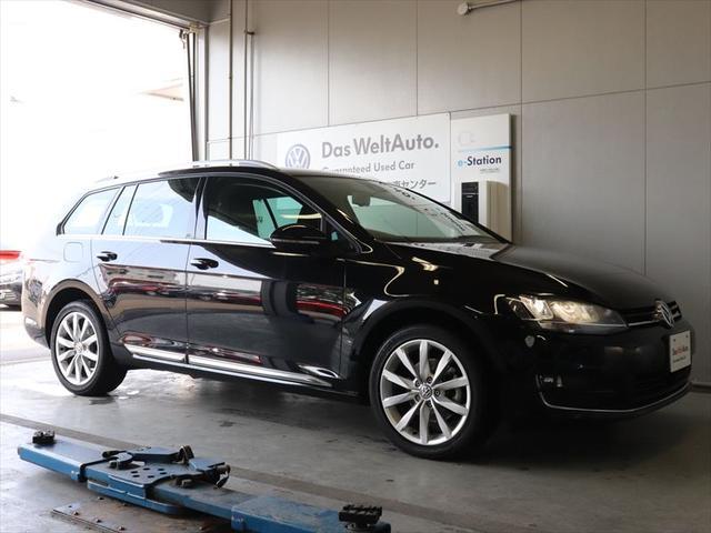 「フォルクスワーゲン」「VW ゴルフヴァリアント」「ステーションワゴン」「埼玉県」の中古車6