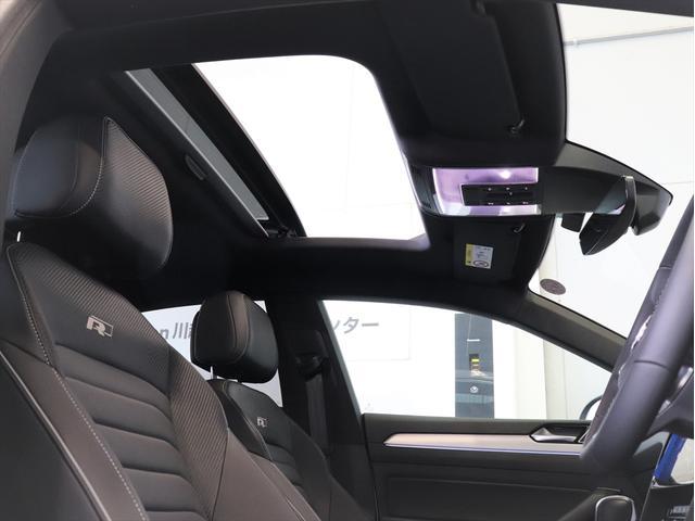 TSI 4モーション Rラインアドバンス デモカー 新車保証(16枚目)