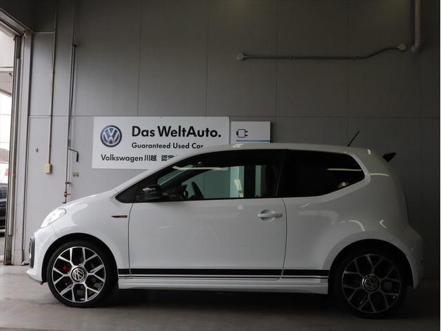 「フォルクスワーゲン」「VW アップ!」「コンパクトカー」「埼玉県」の中古車5