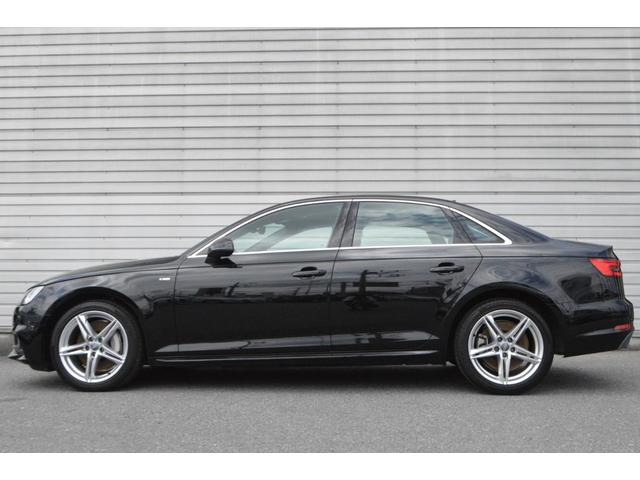 Audi認定中古車保証付きです!全国の正規ディーラーにてご対応可能です!
