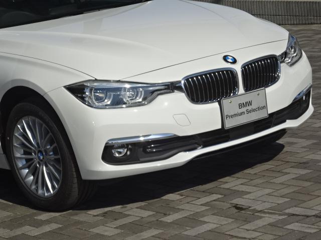 BMW BMW 320d ラグジュアリー黒革 ウッド ACC レーンチェンジ