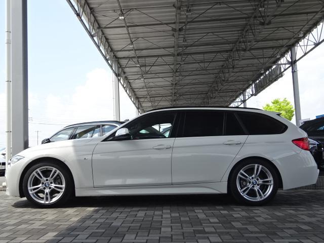 BMW BMW 320dMスポーツ TV ACC 衝突軽減 電動ハッチ禁煙