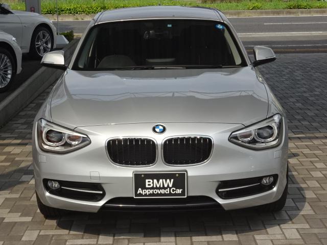 BMW BMW 116i スポーツ ナビ ETC キセノン 禁煙 フィルム