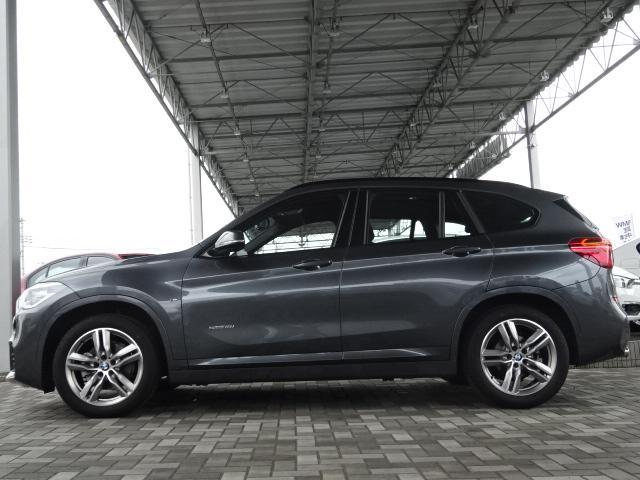 BMW BMW X1 sDrive 18i Mスポーツ Rカメラ 衝突軽減 禁煙