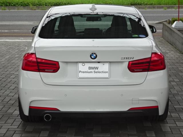 BMW BMW 318i Mスポーツ クルコン 衝突軽減 Rカメラ LED
