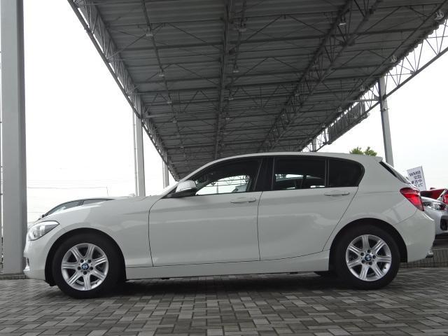 BMW BMW 116i ナビ キセノン ETC 禁煙 1オナ 16AW
