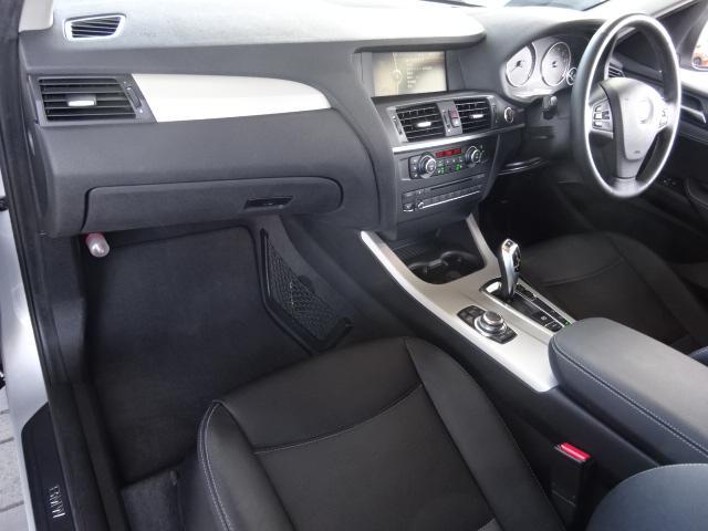 BMW BMW X3 xDrive 20i ハイライン 黒革 クルコン 禁煙 ナビ