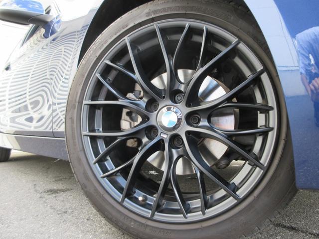 BMW BMW 320dスポーツ後期型 社外黒18インチAW ACC LED