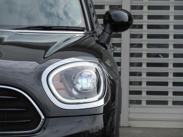 クーパーD クロスオーバー ペッパーパッケージ 黒18インチアルミ LEDヘッドライト アクティブ クルーズ コントロール HDDナビゲーション リアカメラ ドライバーアシスト ETC シートヒーター 禁煙(29枚目)
