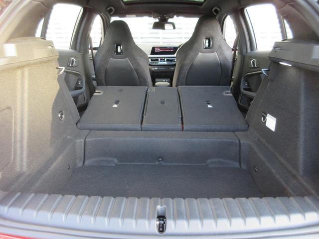 M135i xDrive パノラマガラスサンルーフ HIFIスピーカー アクティブクルーズコントロール レーンチェンジウォーニング ドライビングアシスト シートヒーター HDDナビゲーション リアビューカメラ 禁煙車(30枚目)