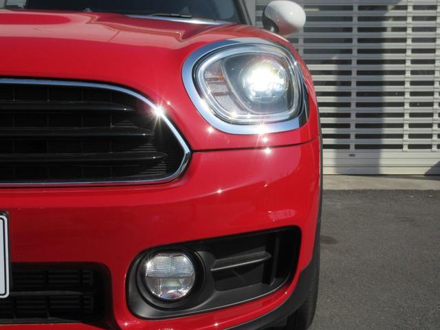 クーパーD クロスオーバー ペッパーパッケージ LEDヘッドライト 17インチアルミ ドライバーアシスト アクティブクルーズコントロール タッチパネルHDDナビゲーション リアビューカメラ Bluetooth ETC 禁煙車(34枚目)