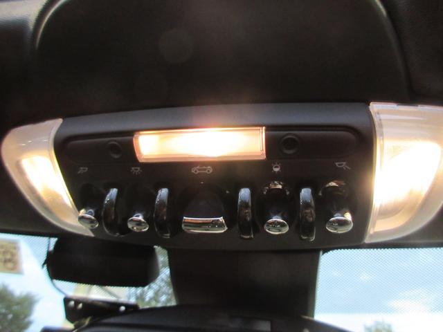 クーパーS コンバーチブル ワンオーナー 禁煙車 ペッパーパッケージ ユアーズパッケージ ブラウンレザー LEDヘッドライト ドライビングアシスト アクティブクルーズコントロール リアビューカメラ シートヒーター ドラレコ(47枚目)
