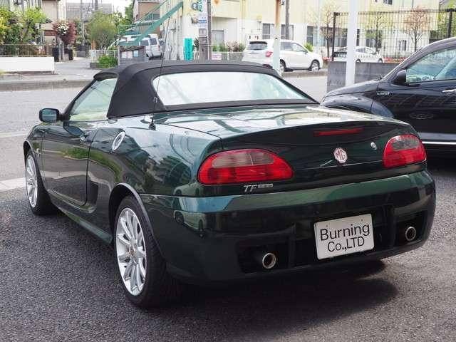 「MG」「MG TF」「オープンカー」「埼玉県」の中古車8