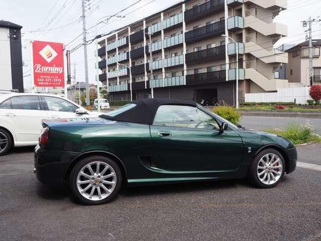「MG」「MG TF」「オープンカー」「埼玉県」の中古車9