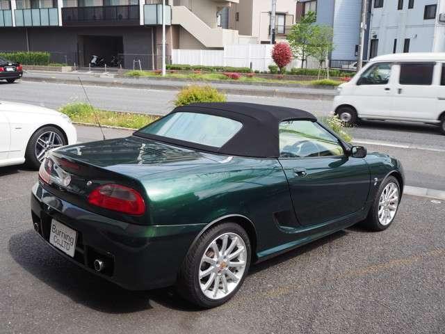 「MG」「MG TF」「オープンカー」「埼玉県」の中古車10