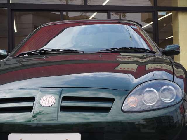 「MG」「MG TF」「オープンカー」「埼玉県」の中古車11