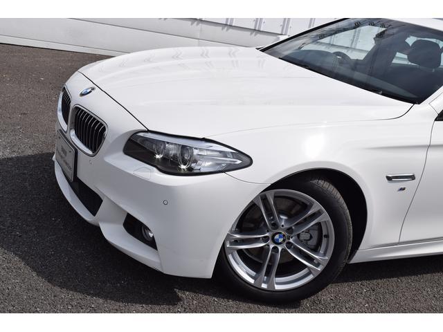 BMW BMW 523d Mスポーツ ナビ ETC Rカメ サンルーフ