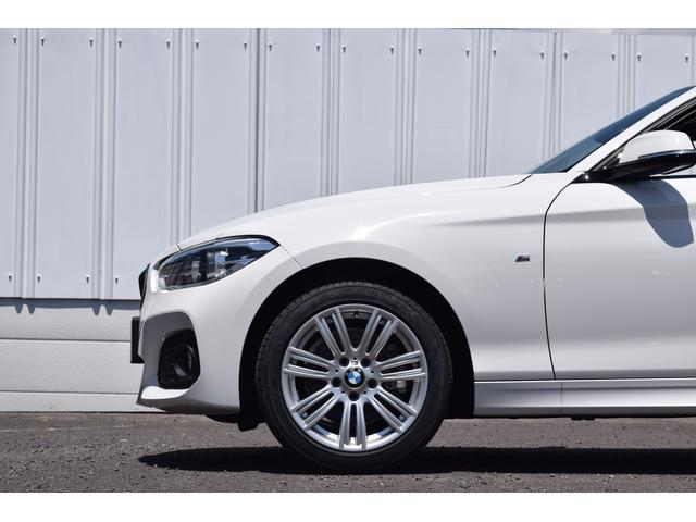 BMW BMW 118i Mスポーツ ナビ ETC PサポPKG クルコン