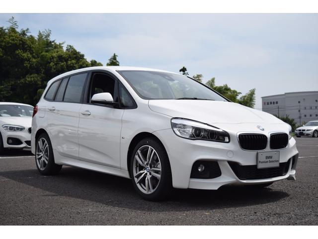 BMW BMW 220iグランツアラー Mスポーツ コンフォPKG 認定中古