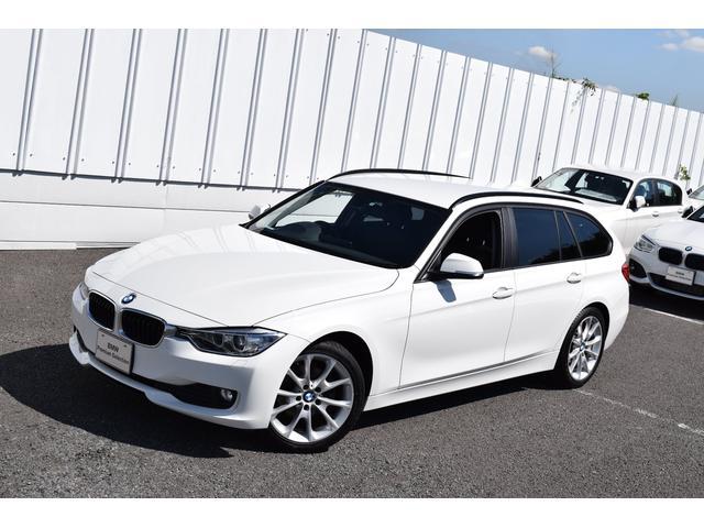 BMW BMW 320dツーリング ワンオナ ナビ 18AW 認定中古車
