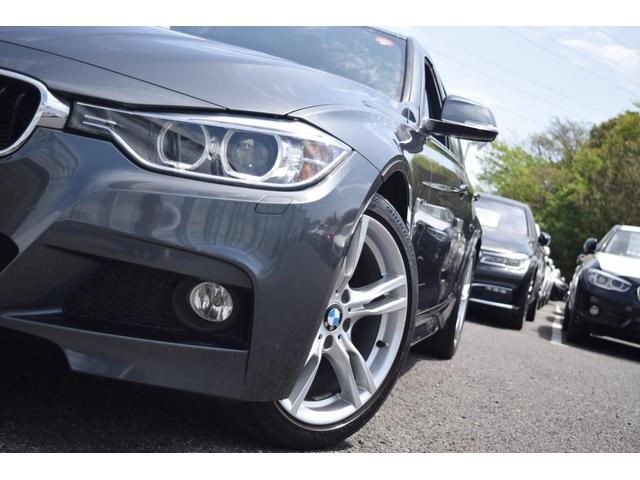 BMW BMW 320d Mスポーツ 認定中古車 純ナビ Bカメ リアPDC