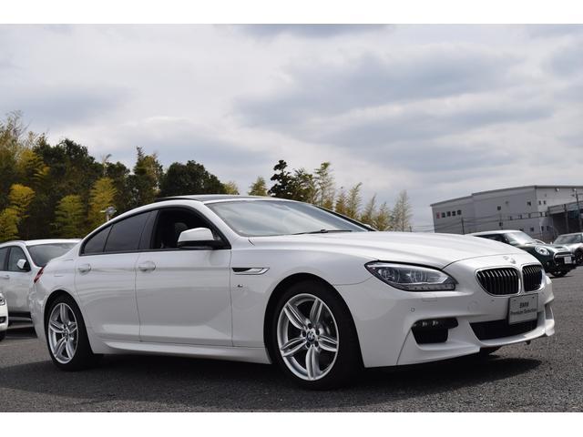 640iグランクーペ Mスポーツ 認定中古車 Dアシ 1オナ(13枚目)