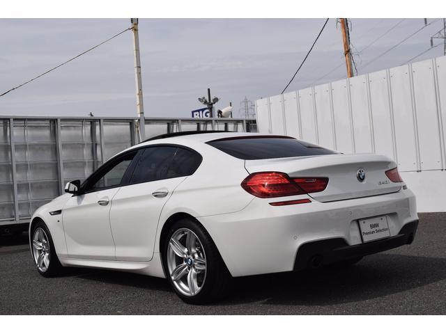 640iグランクーペ Mスポーツ 認定中古車 Dアシ 1オナ(17枚目)