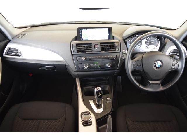116i 正規認定中古車 認定中古車 純正HDDナビ キセノンヘッドライト ETC CD AUX接続 ミュージック・サーバー 社外フロント・ドライブレコーダー アルミ・ホイール(4枚目)