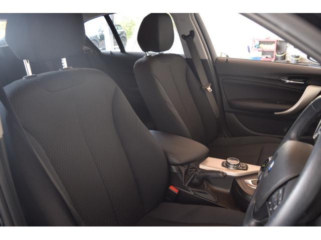 116i 正規認定中古車 認定中古車 純正HDDナビ キセノンヘッドライト ETC CD AUX接続 ミュージック・サーバー 社外フロント・ドライブレコーダー アルミ・ホイール(11枚目)