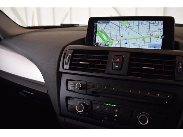 116i 正規認定中古車 認定中古車 純正HDDナビ キセノンヘッドライト ETC CD AUX接続 ミュージック・サーバー 社外フロント・ドライブレコーダー アルミ・ホイール(13枚目)