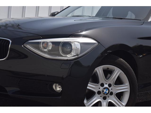 116i 正規認定中古車 認定中古車 純正HDDナビ キセノンヘッドライト ETC CD AUX接続 ミュージック・サーバー 社外フロント・ドライブレコーダー アルミ・ホイール(22枚目)