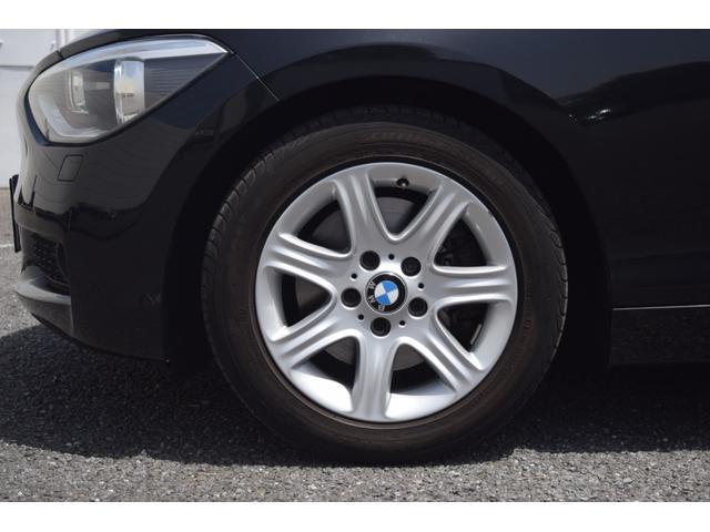 116i 正規認定中古車 認定中古車 純正HDDナビ キセノンヘッドライト ETC CD AUX接続 ミュージック・サーバー 社外フロント・ドライブレコーダー アルミ・ホイール(24枚目)