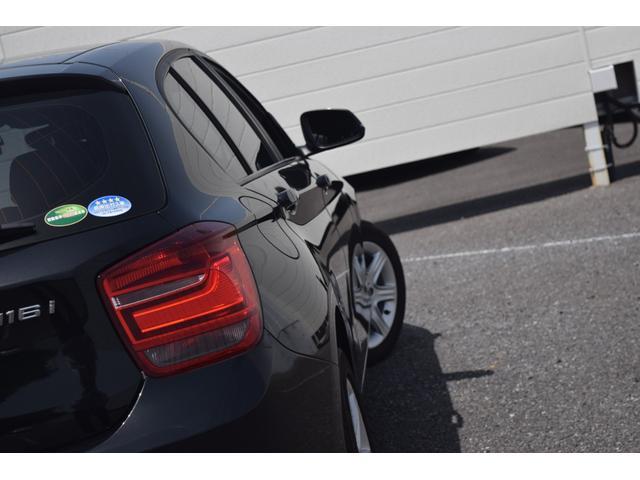116i 正規認定中古車 認定中古車 純正HDDナビ キセノンヘッドライト ETC CD AUX接続 ミュージック・サーバー 社外フロント・ドライブレコーダー アルミ・ホイール(28枚目)