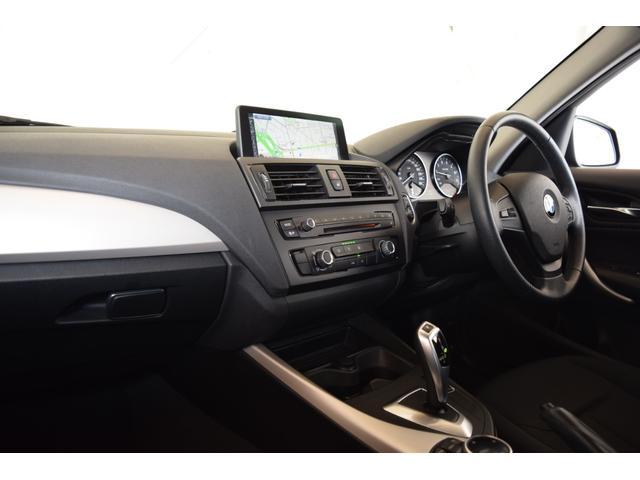 116i 正規認定中古車 認定中古車 純正HDDナビ キセノンヘッドライト ETC CD AUX接続 ミュージック・サーバー 社外フロント・ドライブレコーダー アルミ・ホイール(50枚目)