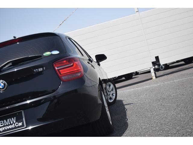 116i 正規認定中古車 認定中古車 純正HDDナビ キセノンヘッドライト ETC CD AUX接続 ミュージック・サーバー 社外フロント・ドライブレコーダー アルミ・ホイール(59枚目)