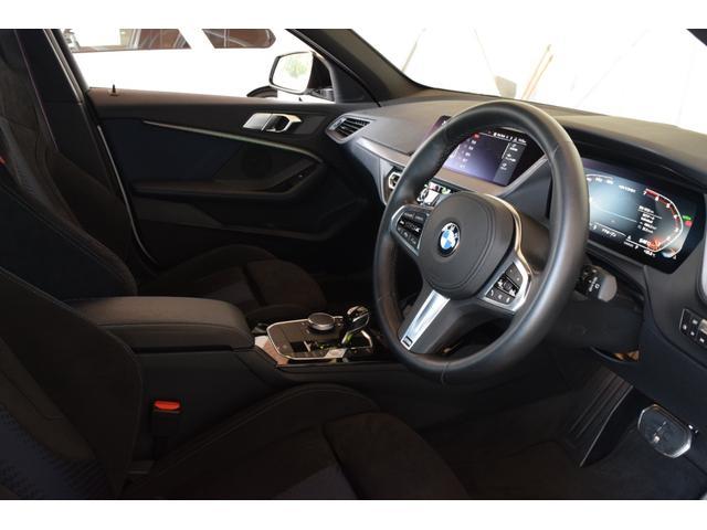 M135i xDrive 元弊社試乗車 純正ナビ ミラーETC 被害軽減ブレーキ 車線逸脱・変更警告 シートヒーター 電動シート ACC バックカメラ 前後障害物センサー コンフォートA 電動トランクゲート LEDヘッドライト(11枚目)